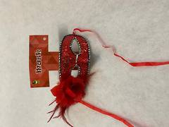Red Masquerade Mask PRD413- RED