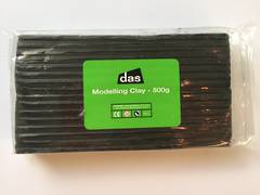 Modelling Clay 500g Black