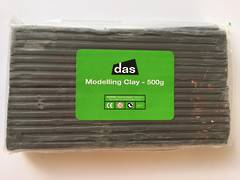Modelling Clay 500g Grey