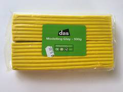 Modelling Clay 500g Yellow
