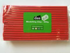 Modelling Clay 500g Red