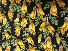 Kiwiana Print -  Kowhai blossom