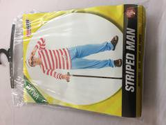 Striped Man- Adult