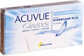 JnJ Acuvue Oasys for Astigmatism