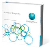 CooperVision Biomedics 1 Day Toric 90 box