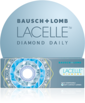 Bausch and Lomb Lacelle Diamond Daily Disposable Lenses 30 pcs
