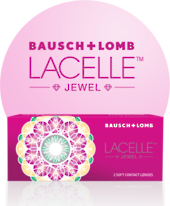 Bausch and Lomb Lacelle Jewell Monthly Disposable Lenses 2pcs