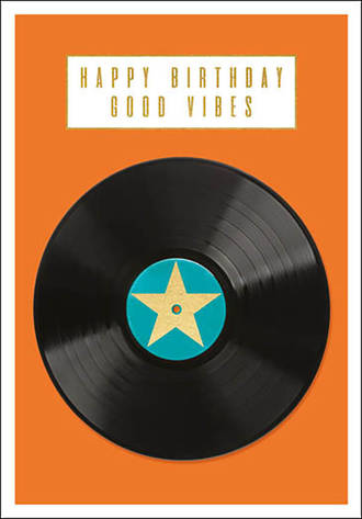 Mix It Up Good Vibes Record