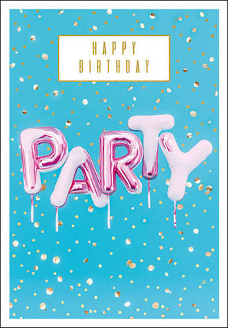 Mix It Up Party Balloons