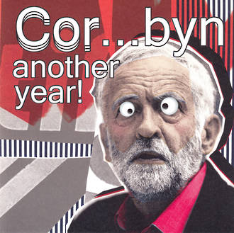 Royal Pals Corbyn Another Year