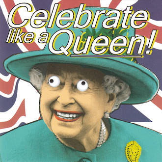 Royal Pals Celebrate Queen