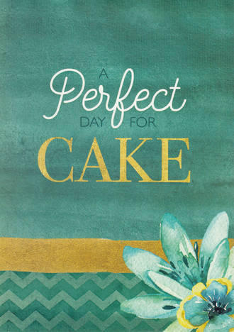 Gold Dust Perfect Day For Cake