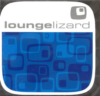 Blank Card Typographic Checkout Square Lounge Lizard