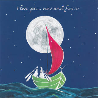 Kate Andrews Love You Boat