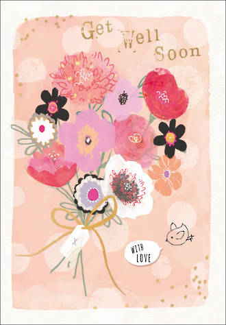 Get Well Card Patina Soon