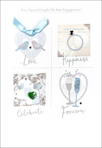 Engagement Card Hallmark Images Special Couple