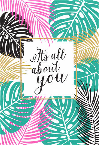 Happy By Hallmark All About You