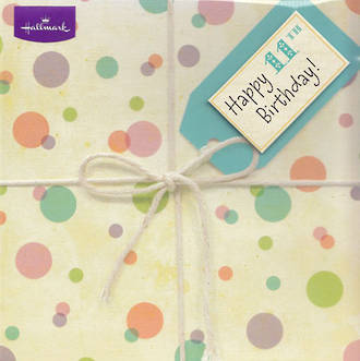 Birthday Age Card 11 Girl Present