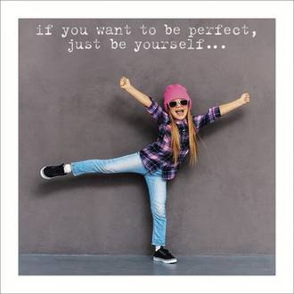 Life Is Sweet Blank Be Yourself