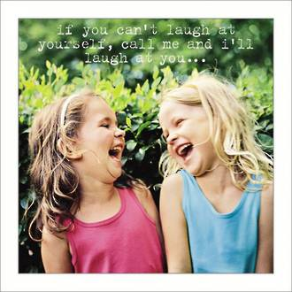Life Is Sweet Blank Laugh