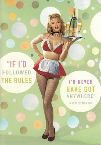 Diffusion The Rules Marilyn Monroe