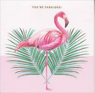 So Safari Pink Flamingo
