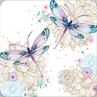 Pizazz Limited Edition Dragonflies