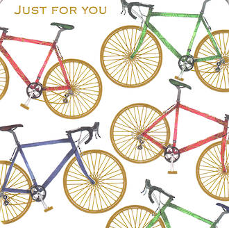 Pizazz For Men Bicycles