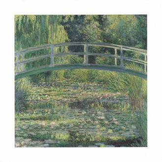 National Gallery Square Monet