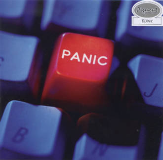 Blank Card Photographic Baker Square Panic Button
