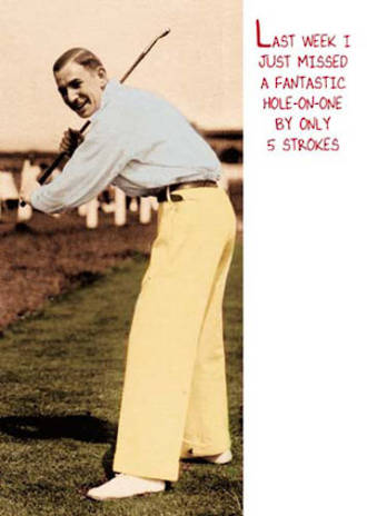 Rib Ticklers Hole In One