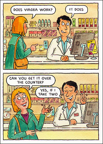 Bottom Line Over The Counter