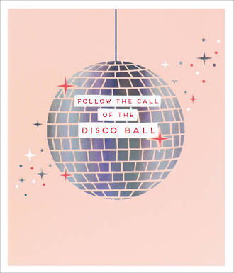 Popsicle Disco Ball