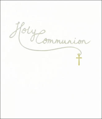 Communion Card Mimosa Holy