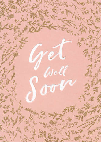 Get Well Card Nolia Soon