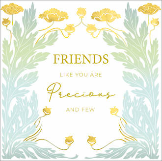 Word For Word Precious Friend