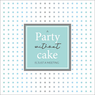 Word For Word Party Without Cake