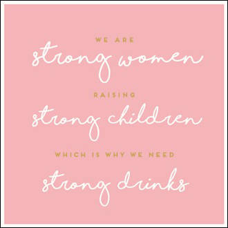 Alice Scott Pink Strong