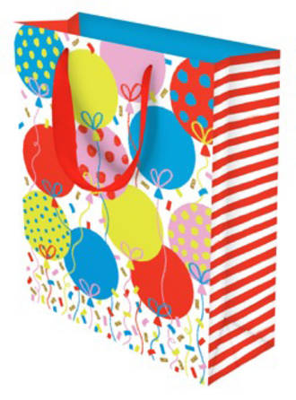 Large Gift Bag Party Balloons