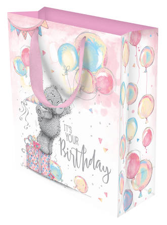 Small Gift Bag Me To You Birthday