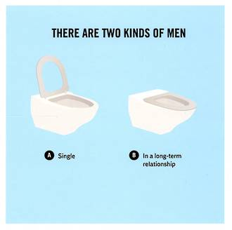 Truth Facts Toilet Pot
