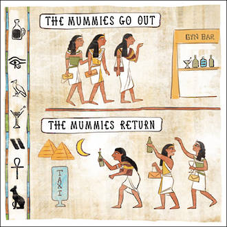 In De Nile Mummies Go Out