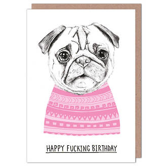 Charly Clements Pug Love
