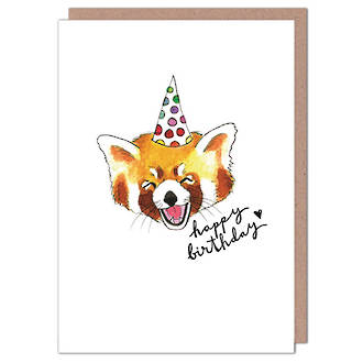 Holly Rutter Red Panda