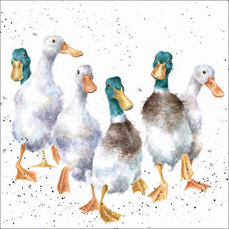 Wrendale Country Set Quackers