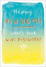New Home Card Straight Talking Wifi