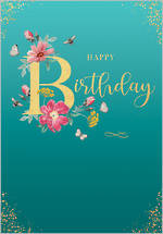 Belgravia Happy Birthday