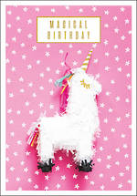 Mix It Up Unicorn Pinata