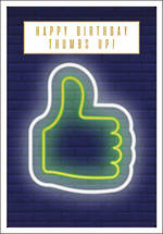 Mix It Up Neon Thumbs Up