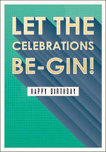 Presswork Celebrations Be Gin